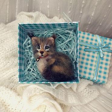 Котики миниатюра