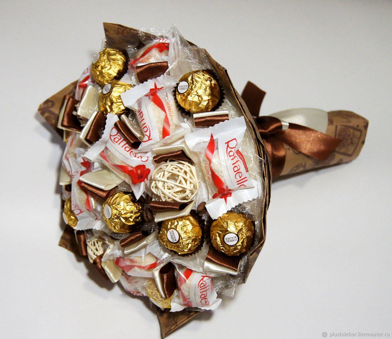 """Букет из конфет """"Прага"""", Букеты, Москва, Фото №1"""