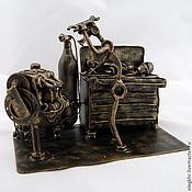 Сувениры и подарки handmade. Livemaster - original item Mechanic. Handmade.