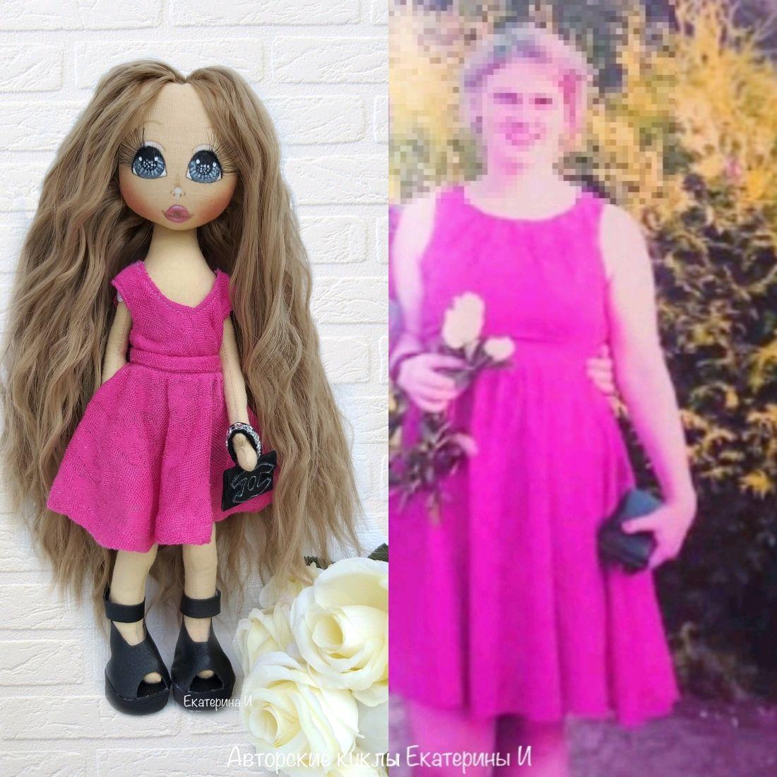 Кукла по фото, Куклы Тильда, Витебск,  Фото №1