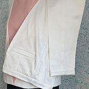 Одежда ручной работы. Ярмарка Мастеров - ручная работа Брюки + блуза. Handmade.