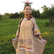 Одежда handmade. Livemaster - original item Ethnic image of the Storyteller,costume carnival, dress for life,photo shoots. Handmade.