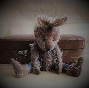 Куклы и игрушки ручной работы. Ярмарка Мастеров - ручная работа Старенький заяц.. Handmade.
