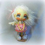 Куклы и игрушки ручной работы. Ярмарка Мастеров - ручная работа Живут Ангелы среди людей.... Handmade.