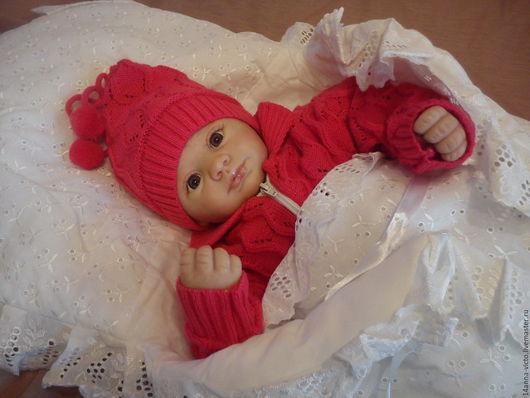 Куклы-младенцы и reborn ручной работы. Ярмарка Мастеров - ручная работа. Купить джулия -продана. Handmade. Бежевый, винтажная фурнитура