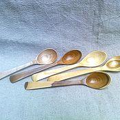 Для дома и интерьера ручной работы. Ярмарка Мастеров - ручная работа Ложки для еды. Handmade.