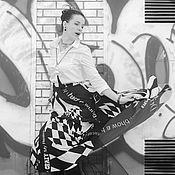 """Одежда ручной работы. Ярмарка Мастеров - ручная работа Юбка из коллекции """"Алиса в стране Чудес"""". Handmade."""