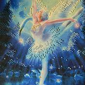 Картины ручной работы. Ярмарка Мастеров - ручная работа Танцующий ангел. Handmade.