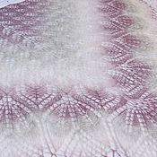 """Аксессуары ручной работы. Ярмарка Мастеров - ручная работа шаль """"Харуни"""". Handmade."""
