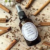 Косметика ручной работы handmade. Livemaster - original item Oily and combination natural Cinnamon. Handmade.