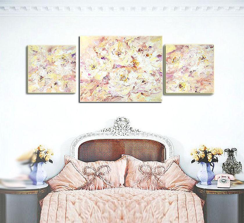 """картина  """"Летящая нежность"""", Картины цветов, Ставрополь, Фото №1"""