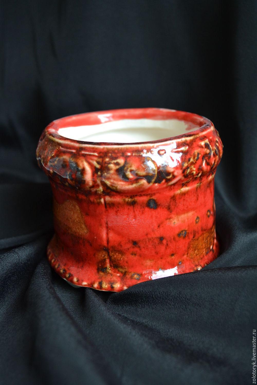 Pot for cactus and succulents, Pots, Bobrov,  Фото №1