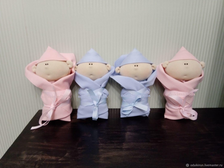 Новорождённые малыши, Куклы и пупсы, Тольятти,  Фото №1