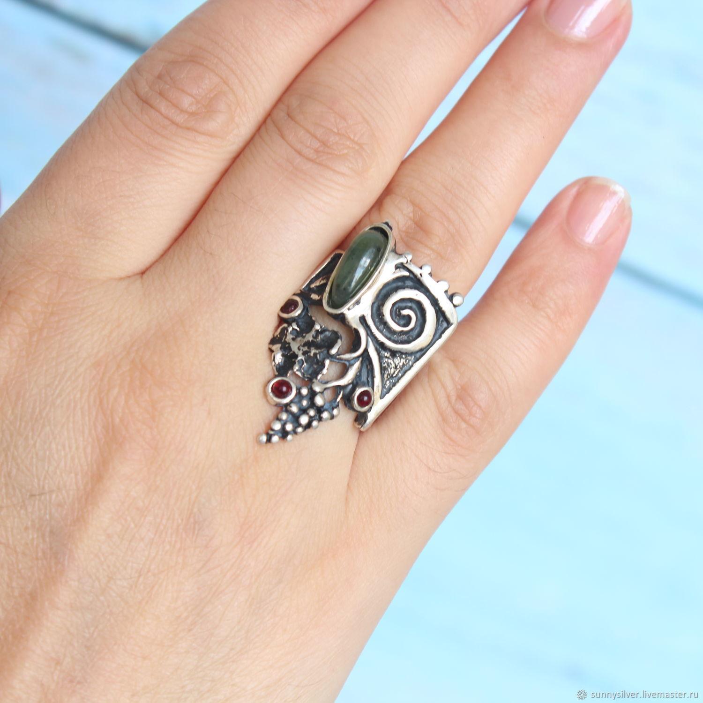 Кольцо серии Этнический Авангард #33 серебро 925 (ВИДЕО) – заказать на Ярмарке Мастеров – M8I8URU | Кольца, Ереван