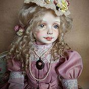 Куклы и пупсы ручной работы. Ярмарка Мастеров - ручная работа Вики. Handmade.