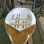 Для дома и интерьера ручной работы. Ярмарка Мастеров - ручная работа Лодка, катер, швертбот. Handmade.
