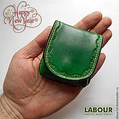 Сумки и аксессуары handmade. Livemaster - original item Change purse, coin. Handmade.