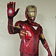 Suit Iron Man suit for animator Iron Man