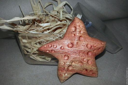 Брошь `Морская звезда`