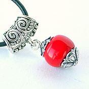 Necklace handmade. Livemaster - original item Boho