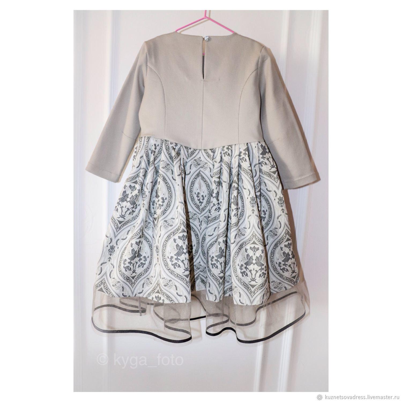 Платье Винтаж (на 6лет)