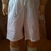 Куклы и игрушки ручной работы. Ярмарка Мастеров - ручная работа Панталоны  для куклы.. Handmade.