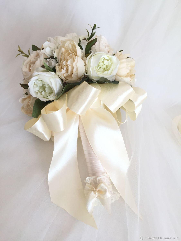 Букет дублёр «Белый сад», Свадебные букеты, Ставрополь,  Фото №1