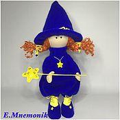 Куклы и игрушки ручной работы. Ярмарка Мастеров - ручная работа Волшебница Звездочка. Handmade.