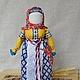 Народные куклы ручной работы. Ярмарка Мастеров - ручная работа. Купить Народная кукла Успешница. Handmade. Разноцветный, подарок женщине