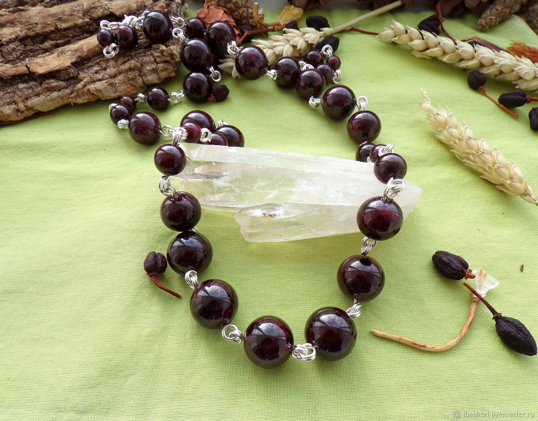 Beads with gem, Amulet, Ekaterinburg,  Фото №1