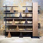 Для дома и интерьера handmade. Livemaster - original item GRADIENT rack.. Handmade.