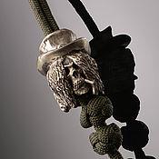 handmade. Livemaster - original item A bead on a lanyard Slash Guns N Roses. Handmade.