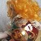 Коллекционные куклы ручной работы. Тепло. jazzamora. Ярмарка Мастеров. Ночник, тепло, текстиль, светодиоды