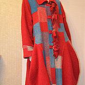 Одежда ручной работы. Ярмарка Мастеров - ручная работа Бохо пальто Любимый стиль. Handmade.