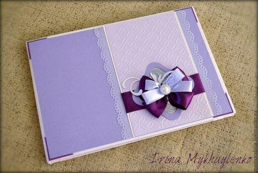 Гостевая книга на свадьбу Сиреневая\r\nИрина Михайленко