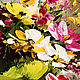 Oil painting Bouquet. Pictures. Zabaikalie. My Livemaster. Фото №5