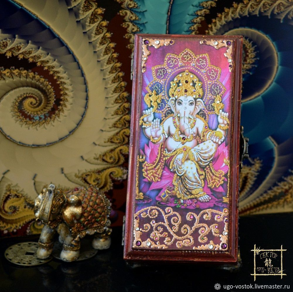 Money box 'Ganesha' in the assortment, Money magnet, Moscow,  Фото №1