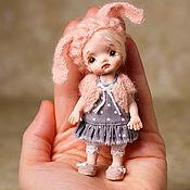 Куклы и игрушки handmade. Livemaster - original item Author`s miniature doll 1:12: , for a Dollhouse.. Handmade.