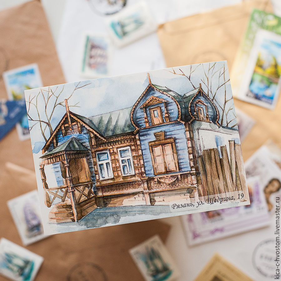 Интернет магазин почтовых открыток украина, апреля