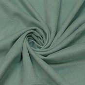 Замша ручной работы. Ярмарка Мастеров - ручная работа Ткань замша стрейч мята  одежная. Handmade.