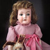 Куклы и игрушки ручной работы. Ярмарка Мастеров - ручная работа антикварная кукла Bergmann Waltershausen. Handmade.