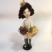 Текстильная кукла (бронь)