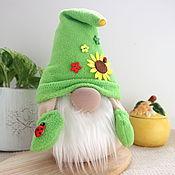 Куклы и игрушки handmade. Livemaster - original item Gnomes interior toy, gift for new residents. Handmade.
