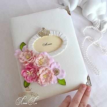 Для дома и интерьера ручной работы. Ярмарка Мастеров - ручная работа Альбом для девочки. Handmade.