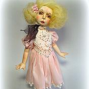 Куклы и игрушки ручной работы. Ярмарка Мастеров - ручная работа коллекционная кукла ШАРЛИН (ПРОДАНА). Handmade.