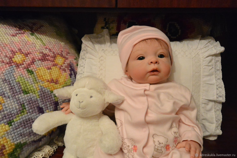 Кукла в розовой шапочке, Куклы и пупсы, Москва,  Фото №1