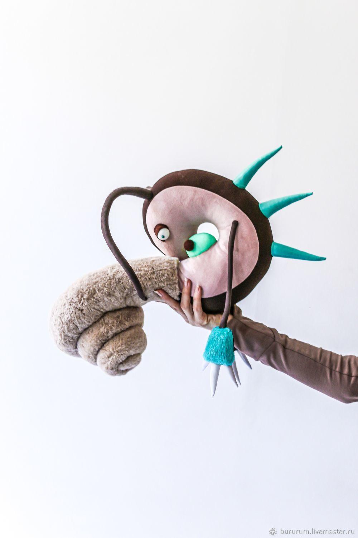 "Существо "" Улитон Младший"", Мягкие игрушки, Санкт-Петербург,  Фото №1"