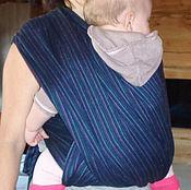 Одежда ручной работы. Ярмарка Мастеров - ручная работа Слинг шарф 4,6 и 5,2 метра. Handmade.