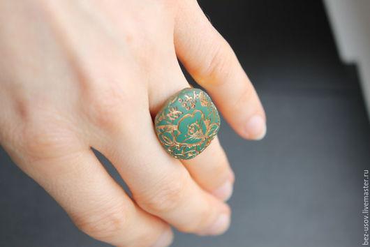 Кольца ручной работы. Ярмарка Мастеров - ручная работа. Купить Кольца для примера. Handmade. Разноцветный, полимерная глина