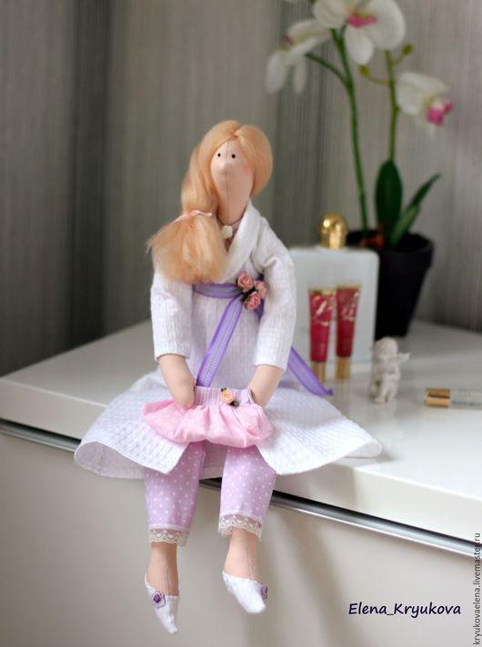 Куклы Тильды ручной работы. Ярмарка Мастеров - ручная работа. Купить Фея утренней зари. Handmade. Белый, фея, нежный